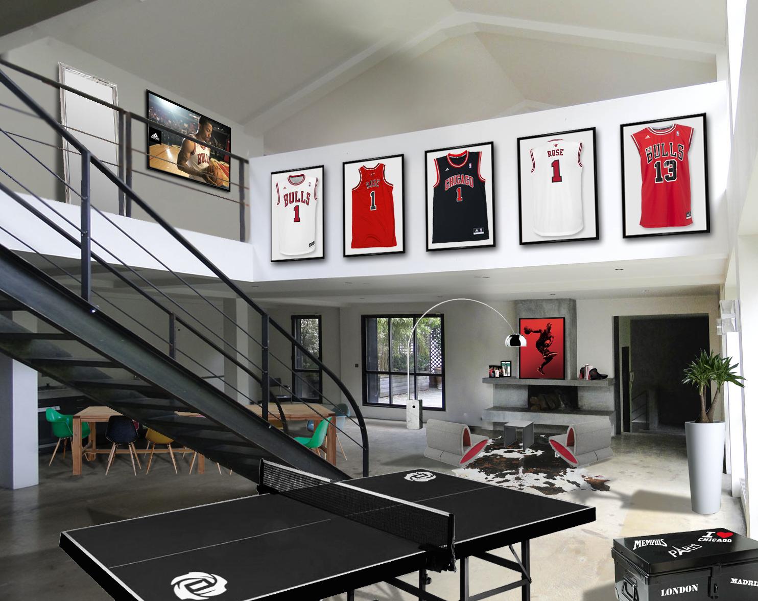 salle a manger ubi bene. Black Bedroom Furniture Sets. Home Design Ideas
