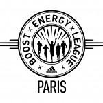 logo BOOST ENERGY LEAGUE-PARIS-noir